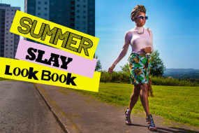 Summer Fun: Elkuani Skirt Lookbook