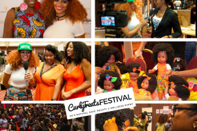 UK's  Largest Natural Hair Event Curlytreats Festival