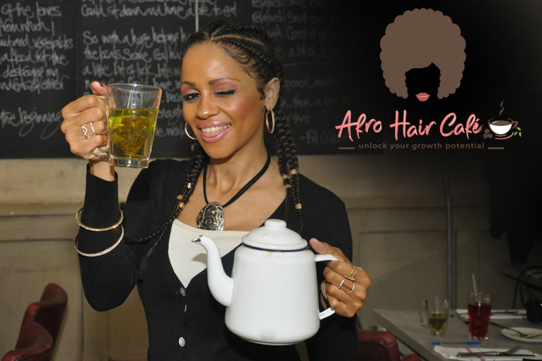 Afro Hair Cafe Masterclass