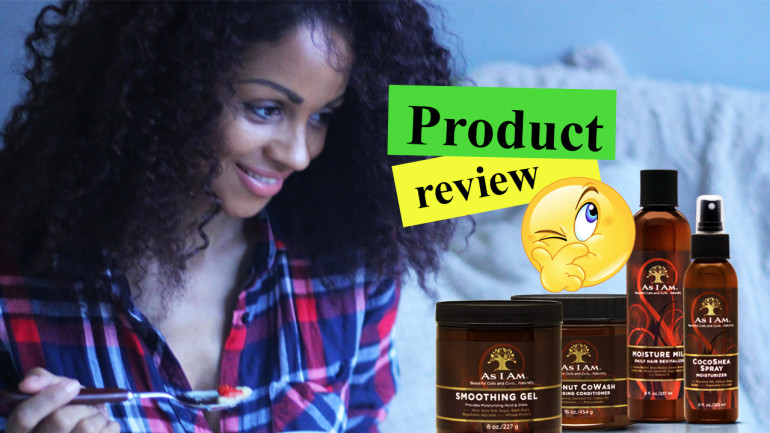 Product Review: As I Am Hair Care